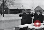 Image of block houses Eastern Front European Theater, 1942, second 26 stock footage video 65675030722
