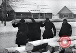 Image of block houses Eastern Front European Theater, 1942, second 28 stock footage video 65675030722