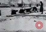 Image of block houses Eastern Front European Theater, 1942, second 53 stock footage video 65675030722