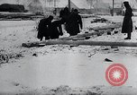 Image of block houses Eastern Front European Theater, 1942, second 59 stock footage video 65675030722