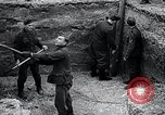 Image of block houses Eastern Front European Theater, 1942, second 37 stock footage video 65675030723