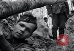 Image of block houses Eastern Front European Theater, 1942, second 49 stock footage video 65675030723