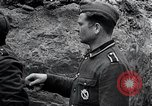 Image of block houses Eastern Front European Theater, 1942, second 58 stock footage video 65675030723