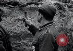 Image of block houses Eastern Front European Theater, 1942, second 59 stock footage video 65675030723
