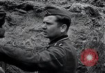 Image of block houses Eastern Front European Theater, 1942, second 62 stock footage video 65675030723