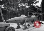 Image of Wasserfall C-2 rocket Germany, 1943, second 57 stock footage video 65675030727