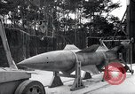 Image of Wasserfall C-2 rocket Germany, 1943, second 59 stock footage video 65675030727