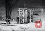 Image of German rocket engine inverted test Germany, 1942, second 8 stock footage video 65675030731