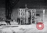 Image of German rocket engine inverted test Germany, 1942, second 10 stock footage video 65675030731