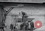 Image of German rocket engine inverted test Germany, 1942, second 18 stock footage video 65675030731