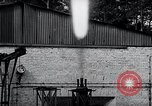 Image of German rocket engine inverted test Germany, 1942, second 49 stock footage video 65675030731