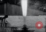 Image of German rocket engine inverted test Germany, 1942, second 57 stock footage video 65675030731