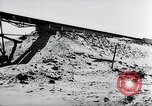 Image of V-1 rocket launcher on rollers Germany, 1947, second 24 stock footage video 65675030734