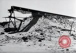 Image of V-1 rocket launcher on rollers Germany, 1947, second 25 stock footage video 65675030734