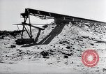 Image of V-1 rocket launcher on rollers Germany, 1947, second 28 stock footage video 65675030734