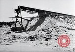 Image of V-1 rocket launcher on rollers Germany, 1947, second 32 stock footage video 65675030734