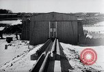 Image of V-1 rocket launcher on rollers Germany, 1947, second 34 stock footage video 65675030734