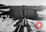 Image of V-1 rocket launcher on rollers Germany, 1947, second 35 stock footage video 65675030734