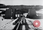 Image of V-1 rocket launcher on rollers Germany, 1947, second 45 stock footage video 65675030734