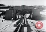 Image of V-1 rocket launcher on rollers Germany, 1947, second 48 stock footage video 65675030734