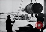 Image of V-1 rocket launcher on rollers Germany, 1947, second 49 stock footage video 65675030734