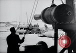 Image of V-1 rocket launcher on rollers Germany, 1947, second 52 stock footage video 65675030734