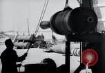 Image of V-1 rocket launcher on rollers Germany, 1947, second 53 stock footage video 65675030734