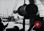 Image of V-1 rocket launcher on rollers Germany, 1947, second 54 stock footage video 65675030734