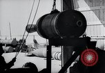 Image of V-1 rocket launcher on rollers Germany, 1947, second 55 stock footage video 65675030734