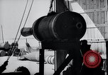 Image of V-1 rocket launcher on rollers Germany, 1947, second 56 stock footage video 65675030734
