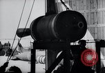 Image of V-1 rocket launcher on rollers Germany, 1947, second 58 stock footage video 65675030734
