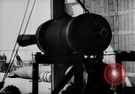 Image of V-1 rocket launcher on rollers Germany, 1947, second 59 stock footage video 65675030734