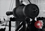 Image of V-1 rocket launcher on rollers Germany, 1947, second 61 stock footage video 65675030734