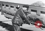Image of V-1 rocket launch rail Germany, 1942, second 11 stock footage video 65675030738