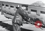 Image of V-1 rocket launch rail Germany, 1942, second 12 stock footage video 65675030738