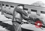 Image of V-1 rocket launch rail Germany, 1942, second 15 stock footage video 65675030738