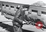 Image of V-1 rocket launch rail Germany, 1942, second 16 stock footage video 65675030738