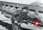 Image of V-1 rocket launch rail Germany, 1942, second 17 stock footage video 65675030738