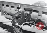Image of V-1 rocket launch rail Germany, 1942, second 20 stock footage video 65675030738