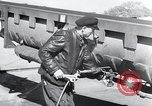 Image of V-1 rocket launch rail Germany, 1942, second 21 stock footage video 65675030738