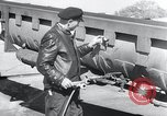 Image of V-1 rocket launch rail Germany, 1942, second 22 stock footage video 65675030738
