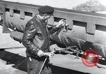 Image of V-1 rocket launch rail Germany, 1942, second 23 stock footage video 65675030738