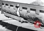 Image of V-1 rocket launch rail Germany, 1942, second 27 stock footage video 65675030738