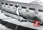 Image of V-1 rocket launch rail Germany, 1942, second 28 stock footage video 65675030738