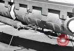 Image of V-1 rocket launch rail Germany, 1942, second 30 stock footage video 65675030738