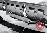 Image of V-1 rocket launch rail Germany, 1942, second 42 stock footage video 65675030738