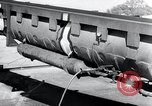 Image of V-1 rocket launch rail Germany, 1942, second 44 stock footage video 65675030738