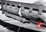 Image of V-1 rocket launch rail Germany, 1942, second 46 stock footage video 65675030738