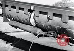 Image of V-1 rocket launch rail Germany, 1942, second 47 stock footage video 65675030738