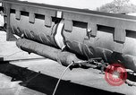 Image of V-1 rocket launch rail Germany, 1942, second 48 stock footage video 65675030738